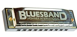 Губная гармошка Hohner Blues Band
