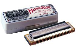 Губная гармошка Hohner Marine Band Classic