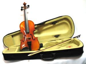Скрипка 1/4 в наборе