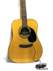 Магнитный датчик для акустической гитары Fayer KQ-3