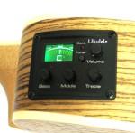 Датчик для укулеле со встроенным тюнером