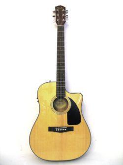 Эстрадная электроакустическая гитара