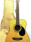 Эстрадная акустическая гитара
